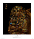 Golden Effigy of King Tutankhamen, 14th Schilderijen