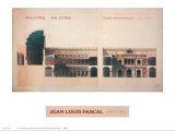 Palestre Palatine Prints by Jean-Louis Pascal