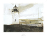 Easterly Print by Andrew Wyeth