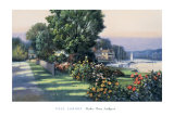 Harbor Roses Southport Prints by Paul Landry