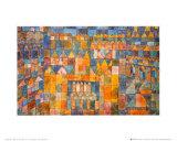 Klee Poster von Paul Klee