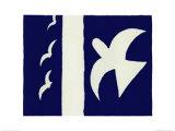 Oiseaux Kunstdrucke von Georges Braque