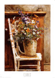 Arreglo floral, 1987 Lminas por Patton Wilson