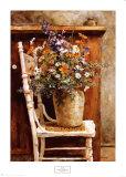 Arreglo floral, 1987 Lámina por Patton Wilson
