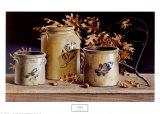 Branche de chêne Affiches par Pauline Eblé Campanelli