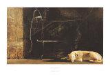 Ides de Mars Affiches par Andrew Wyeth