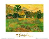 Haere Mai Print by Paul Gauguin
