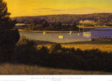 Quitsa Pond Martha's Vineyard Prints by Sergio Roffo