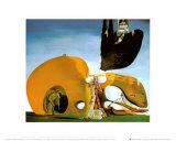 Birth of Liquid Desires, c.1932 Posters av Salvador Dalí