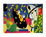 La tristesse du roi, 1952 Art par Henri Matisse
