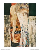 The Three Ages of Woman, c.1905 Poster by Gustav Klimt