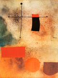 Abstrakt, ca.1935 Plakater af Joan Miró