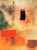 Abstrakti, n. 1935 Posters tekijänä Joan Miró