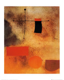 Abstracto, c.1935 Pósters por Joan Miró