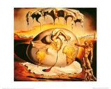 Geopoliticus Child Posters av Salvador Dalí