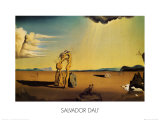Nainen Juliste tekijänä Salvador Dalí