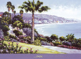Laguna Beach, California Poster by Edward Park