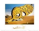 L'Enigma del Desiderio Plakater av Salvador Dalí