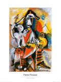 Mousquetaire et Amour Posters par Pablo Picasso