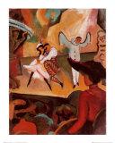Russian Ballet I Prints by Auguste Macke