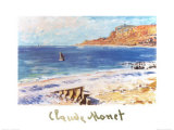 Savon La Roue Art by Claude Monet