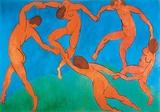 Danza Lámina por Henri Matisse