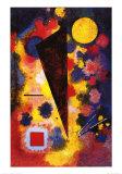 Risonanza multicolore, ca. 1928 Stampe di Wassily Kandinsky