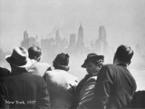 New York, 1937 Prints by Bildarchiv P. Kulturbesitz