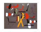 Peinture Collage Affiches par Joan Miró