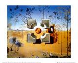 Sans titre 1948 Affiches par Salvador Dalí
