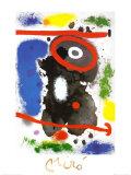 ヘッド(1968年) 高品質プリント : ジョアン・ミロ