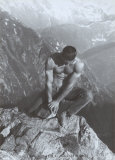 Atlas Poster by J. W. L. Guldemond