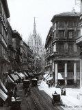 Milan, 1901 Poster