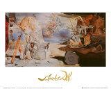 The Apotheosis of Homer Poster by Salvador Dalí