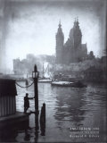 Amsterdam, 1901 Poster by Bern Eilers