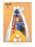 La sposa, 1969 Stampe di Pablo Picasso