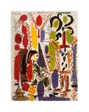 Latelier a Cannes Posters par Pablo Picasso