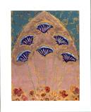 Cornflowers Prints by Louise Thorpe