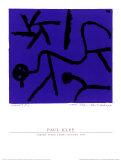 Dieser Stern Lehrt Beugen, 1940 Poster by Paul Klee