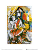 Musketeer and Cupid, c.1969 Posters van Pablo Picasso