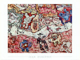 Calipette Prints by Jean Dubuffet