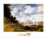 Il Bacino di Argenteuil Posters by Claude Monet