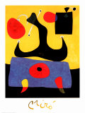 Femme Assise Prints by Joan Mir&#243;