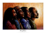 Men of Vision Prints by Monica Stewart