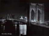Brooklyn Bridge, 1966 Posters by H. Armstrong Roberts