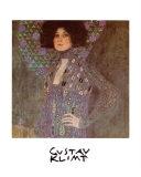 Emilie Floge, c.1902 Láminas por Gustav Klimt