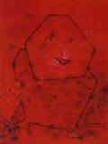Un volatile Stampa di Max Ernst
