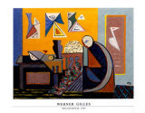 Melancolía, 1948 Póster por Werner Gilles