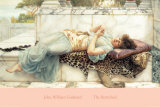Bethrothed Prints by John William Godward