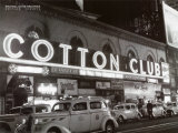 Cotton Club Poster av Michael Ochs